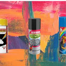 Aeroszolos festékek