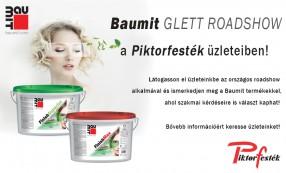 Baumit Glett Roadshow