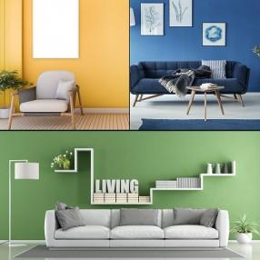 Ezekkel a színekkel lehet trendi otthona