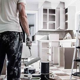 Hogyan fesse át könnyedén régi konyhabútorát?