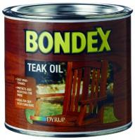 Bondex teakfa olaj 0,75 l