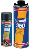 Body 950 kaucsuk rücsi