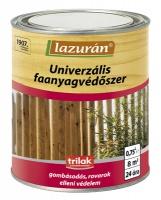 LAZURÁN univerzális faanyagvédőszer 2,5 L