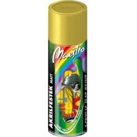 Maestro akril metálfesték aeroszol 400 ml