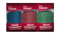Poli-Farbe Policolor színezett márványszemcse