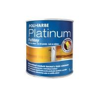 Poli-Farbe Platinum színtelen falfény