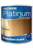 Polifarbe Decor metáleffekt festék