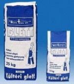 Széria glett kültéri 0-3 mm