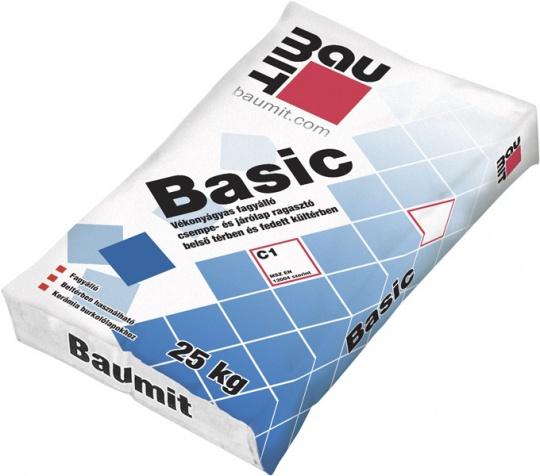 BAUMIT BAUMACOL BASIC CSEMPERAGASZTÓ 25KG