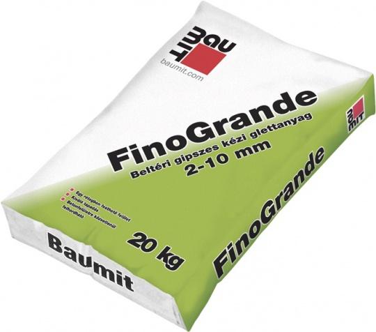 BAUMIT FINO GRANDE VASTAG GLETT 3-6 MM 20KG
