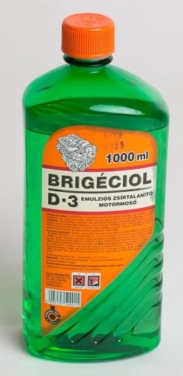 BRIGÉCIOL D3 MOTORMOSÓ 1L