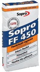 SOPRO FF 450 CSEMPERAGASZTÓ 25KG