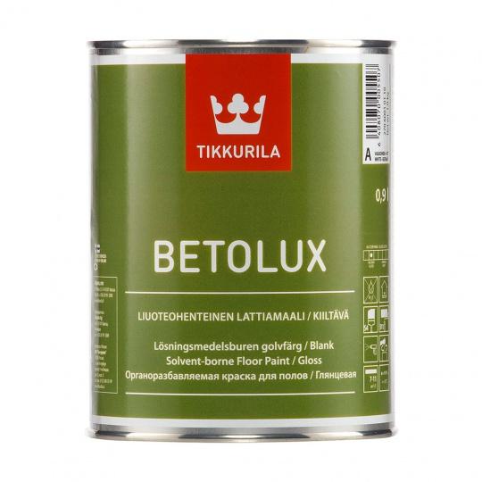 TIKKURILA BETOLUX A BÁZIS (FEHÉR) 0.9L